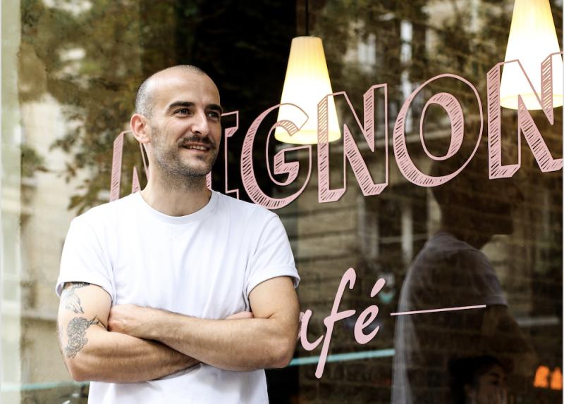 Mignon Café : «J'ai eu envie de raconter ma propre histoire»