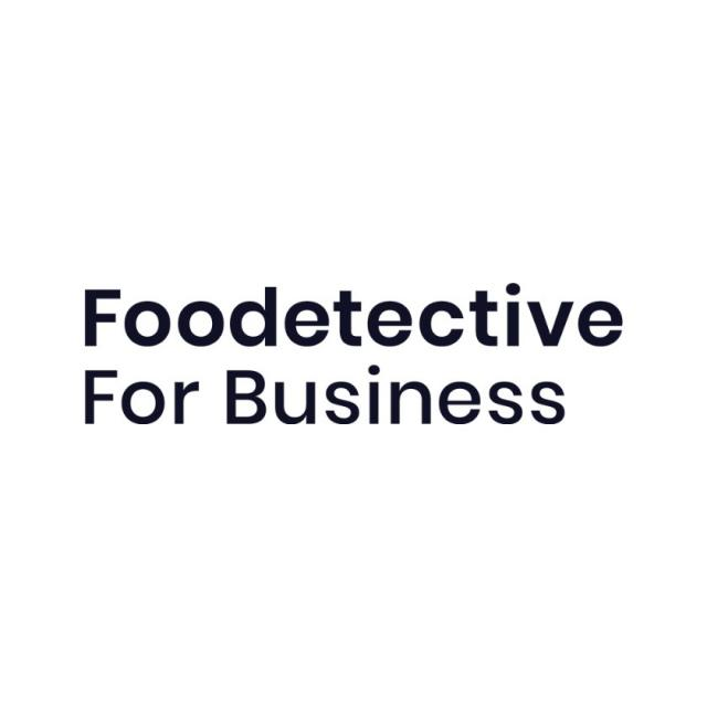 Food Detective for Business